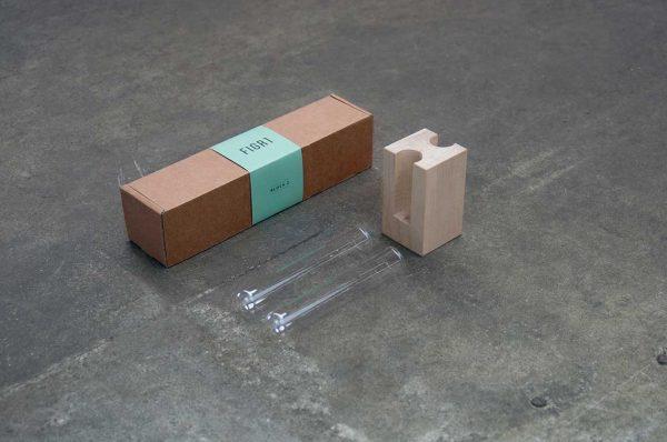 Figr1 Wooden Block 2 Hard Maple packaging